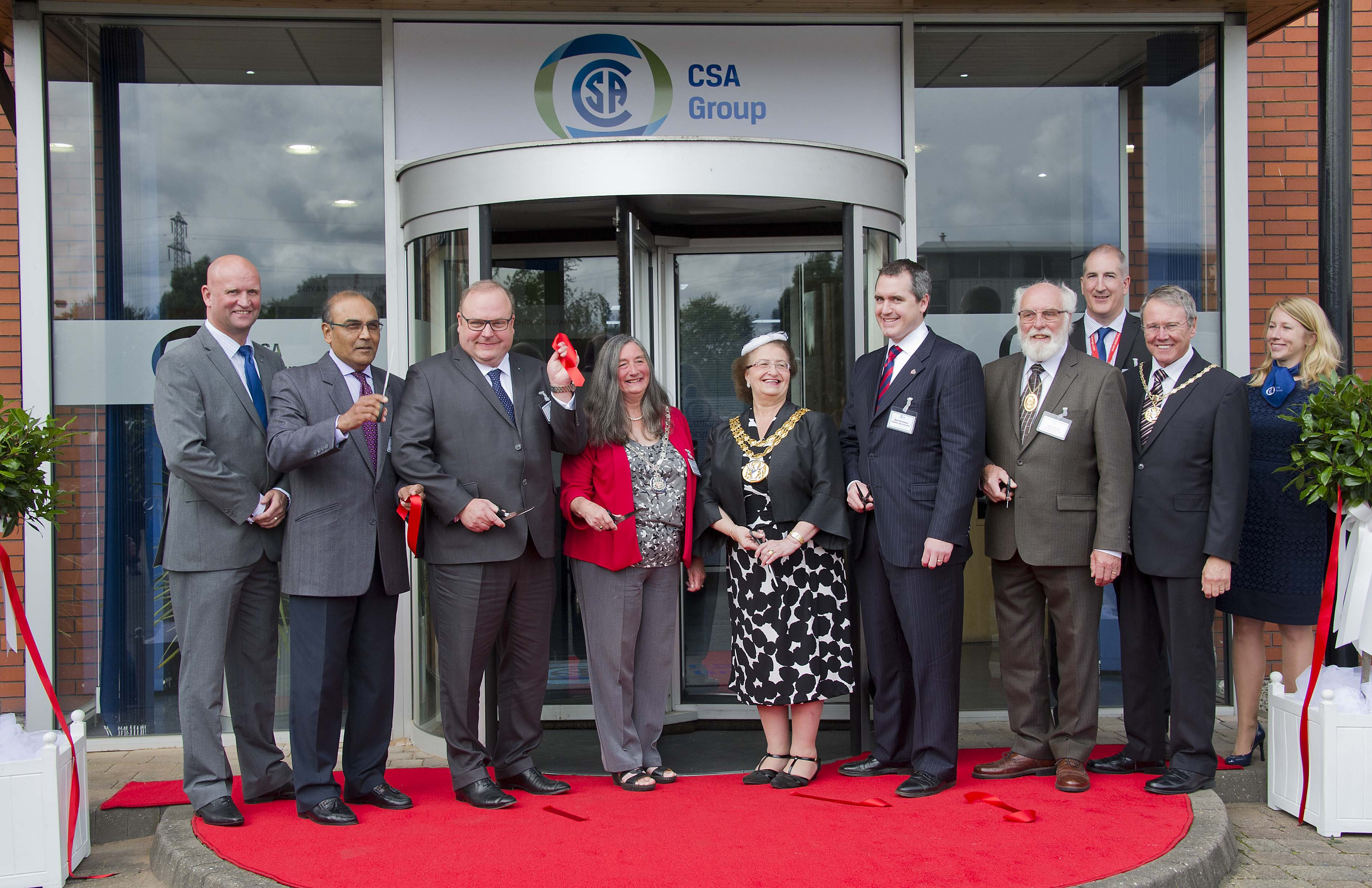 CSA Group opens comprehensive transportation laboratory in Leyland