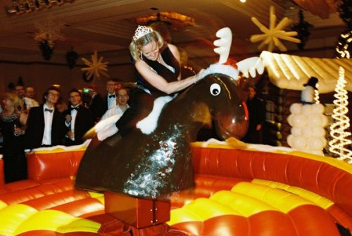 Rodeo Reindeer Hire