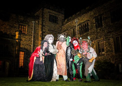 Scare Kingdom Townley Hall