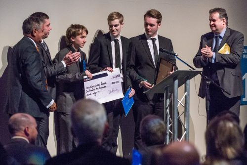 NWAA New Talent Awards Evening 2014