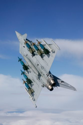 BAE Systems Eurofighter Typhoon