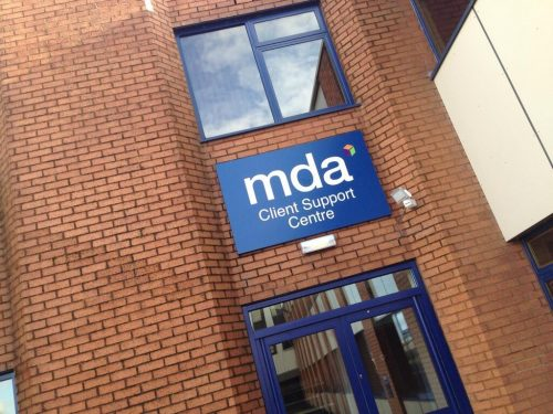 MDA client support centre