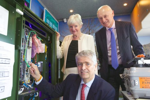 Superfast Lancashire launch