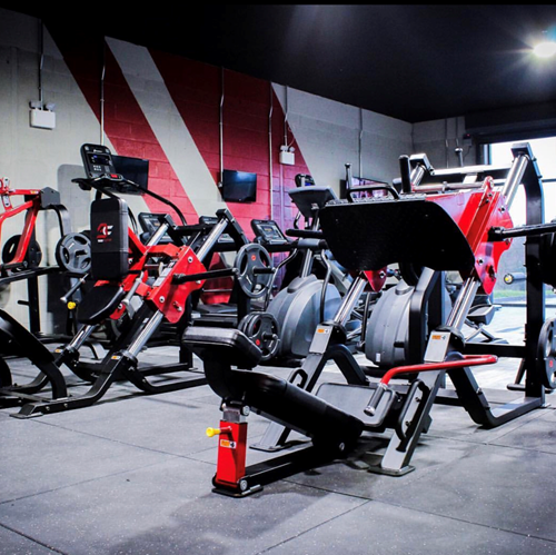 Chorley S New State Of The Art Gym Lancashire Business View
