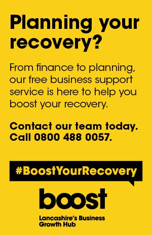 #BoostYourRecovery
