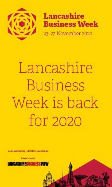 Lancashire Business Week is back for 2020