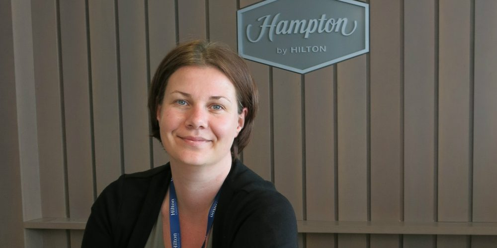 Beverley Smith Hampton by Hilton