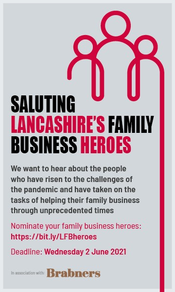 Lancashire's Family Business Heroes